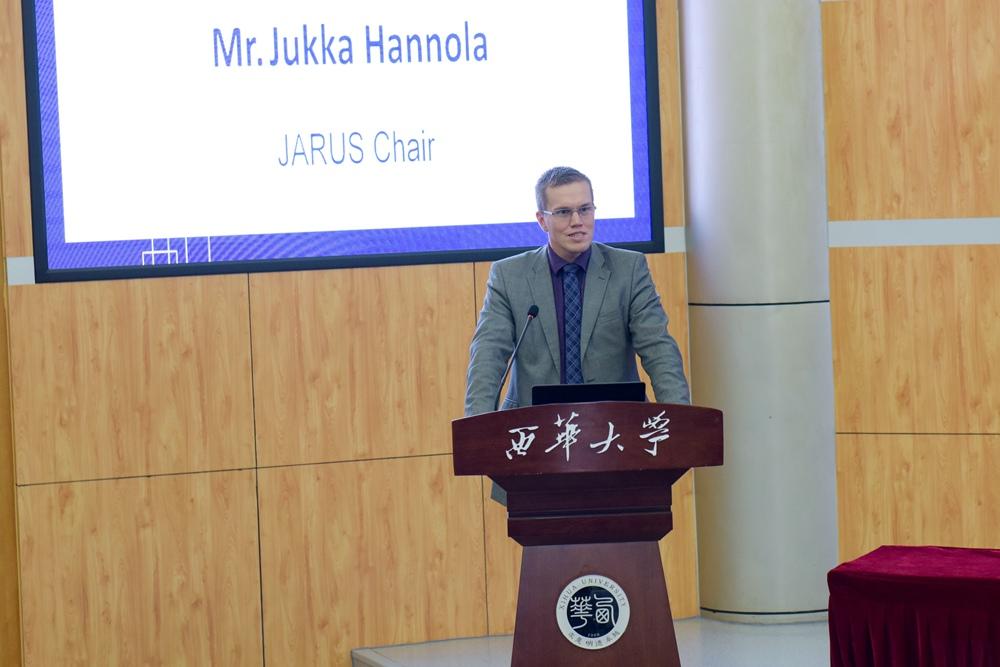 人无优体_无人系统规则制定联合体(jarus)国际会议在西华大学